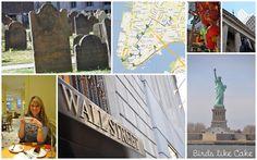 NEW YORK: Birds Like Cake: I lost my ♥ in: New York City