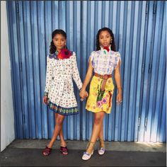 Get To Know Beyoncé's Proteges, Chloe and Halle Bailey