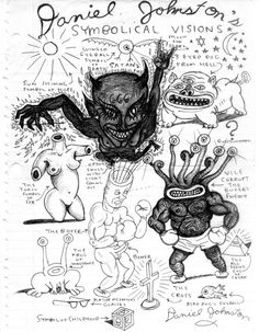 daniel johnston | Tumblr