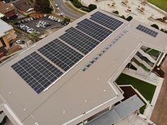 Solar Power System, Commercial, College, Design, University, Solar Energy System, Design Comics, Community College
