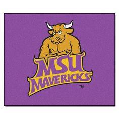 FANMATS NCAA Minnesota State University - Mankato Tailgater Mat