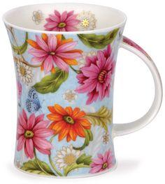 Dunoon Tea Time, Tea Cups, Mugs, Tableware, Pink, Country, Dinnerware, Rural Area, Tumblers