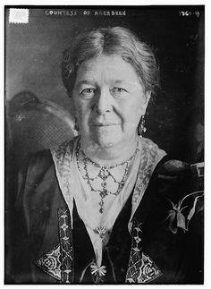 Countess of Aberdeen, Ishbel Maria Hamilton-Gordon (1857-1939) (LOC) | Flickr - Photo Sharing!