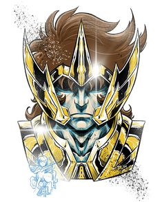Egypt Concept Art, Manga Anime, Sagittarius Constellation, Naruto Vs Sasuke, Illustration Sketches, Manga Games, Les Oeuvres, Game Art, Canvas