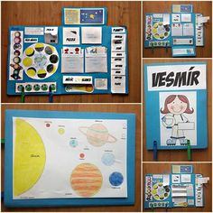 Pin by božana raljušić on education - science космос, пространства. Sistema Solar, Elementary Science, Elementary Education, Dog Treat Recipes, Education College, Breakfast For Kids, Education Quotes, Educational Technology, School Projects