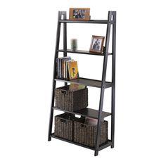 "Winsome Adam A Frame 58.03"" Bookcase"
