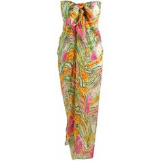 Green Pink White Tropical Swirl Print Beach Pareo Sarong Wrap Shawl ($17) ❤ liked on Polyvore featuring swimwear, cover-ups, green, sarong wraps, long beach cover ups, long-sleeve swimwear, beach wear, beach wrap sarong and beach cover ups Green Swimsuit, Swimsuit Cover, Plus Size Chic, Sarong Wrap, Beach Wrap, Holiday Wear, Beach Cover Ups, Shawls And Wraps, Pink White