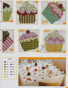 Cupcakes 1 de 3