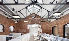 Workplace | Design | Architecture Magazine | A warehouse revamp by MVN Arquitectos