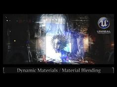 ▶ Unreal Engine 4 - Dynamic Materials/ Material Blending Tutorial - YouTube