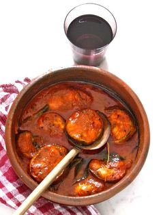 Kerala fish curry without coconut milk