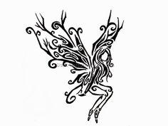 Tattoo elfen tribal