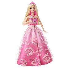 "Barbie - The Princess & The Popstar - Transforming 2-in-1 Singing Tori Doll - Mattel - Toys""R""Us"