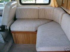 Camper van home builder furniture and layout examples | Campervan Life