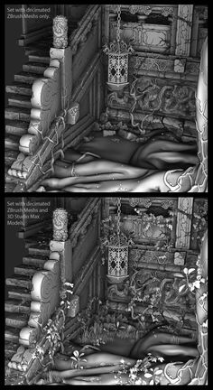 """""""Unmystified"""" - Zbrush Artwork inspired by the """"Uncharted"""" game series. - Page 2"""