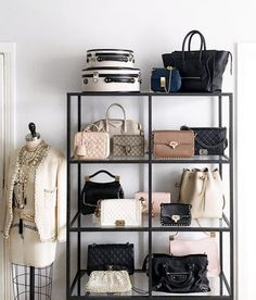 19 ways to make your walk-in closet look ridiculously chic