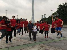 企业文化定向——穿越广州Across GuangZhou