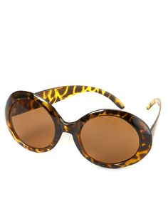 Copy Jackie Kennedy Onassis' #iconic, classy style on the cheap by snagging this #glamorous pair of sunnies. Add pretty pearls and a sophisticated sundress to complete your look look—or a retro halter swimsuit, if that's more your speed. #retro #beauty #musthave #summer #madmen