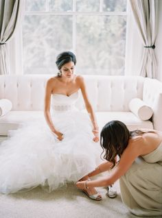 Pre-wedding photography: http://www.stylemepretty.com/2015/02/19/southern-inspired-california-summer-wedding/ | Photography: Jessica Burke - http://www.jessicaburke.com/