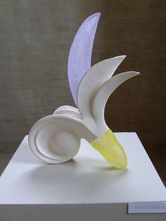 Etsuko Tashima, Artist, Cornucopia, ceramic and glass (Birgitte Sværke Pedersen, via Flickr)