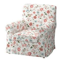 IKEA - JENNYLUND, Chair, $249 Videslund multicolor, , A range of coordinated covers makes it easy for you to give your furniture a new look.The cover is easy to keep clean as it is removable.