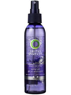 Herbal Essences Tousle Me Softly Tousling Spray Gel: Hair Care: allure.com