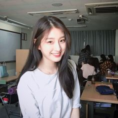 Ulzzang Girl Fashion, Ulzzang Korean Girl, Cute Korean Girl, Asian Girl, Korean Beauty Girls, Asian Beauty, Sweet Girls, Cute Girls, Prity Girl