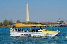 Washington DC Duck Tour - Lonely Planet