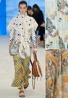 Lowe – SS17 – RTW – Paris Fashion Week – Print Highlight