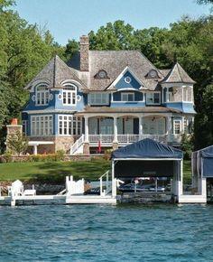 Unique Lake House Decorating Ideas 18