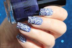 Nailz Craze: The Beauty Buffs - Royal Blue #thebeautybuffs