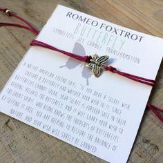 Little Wish Bracelet: Butterfly