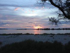 Stunning Kalbarri sunsets from your Kalbarri Seafront Villas veranda.
