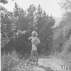 Marilyn Monroe at Griffith Park, Los Angeles. Photo by Ed Clark, August Joven Marilyn Monroe, Fotos Marilyn Monroe, Marilyn Monroe Poster, Young Marilyn Monroe, Marylin Monroe, Joe Dimaggio, Joyce Carol Oates, Miss Moss, Griffith Park