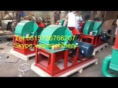 electric motor wood crusher machine is popular in the sawdust briquette production line.The wood crusher machine can make wood into sawdust. Email: monicabiomassmachines@gmail.com Tel: 8615736766207