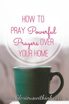 A post including 33 Bible Verses you can pray over your home and those who live in it. Praying God's Word makes for powerful, impactful prayers!
