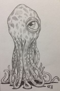 Squid/Octopus thingy