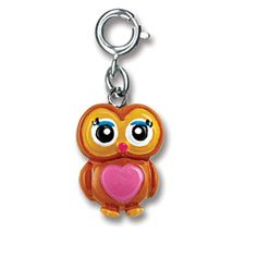 CHARM IT! Owl Charm at shopcharm-it.com