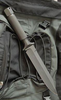 knife: