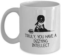 Funny Princess Bride Coffee Mug