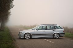 BMW E36 M3 3.2 Touring..The best car I have owned. Mine was a 2004 dark blue with black leather interior