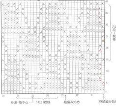 Узор Тюльпан спицами - Вязание (схемы на все модели)