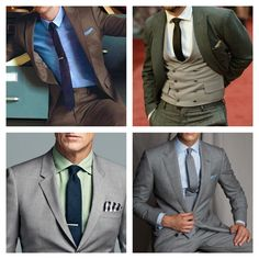 I love suits