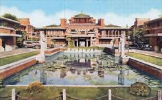 frank lloyd wright | Interlude – Frank Lloyd Wright's Imperial Hotel | Paradise Leased