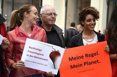 Meine Regel. Mein Planet. Und Solidarität :  )  www.erdbeerwoche.com  Nachhaltige Frauenhygiene Books, Sustainability, Woman, Livros, Livres, Book, Libri, Libros