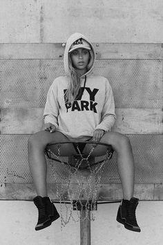 Beyoncé for Ivy Park 2016