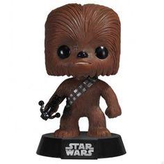 Bobble Head Chewbacca Pop! Star Wars