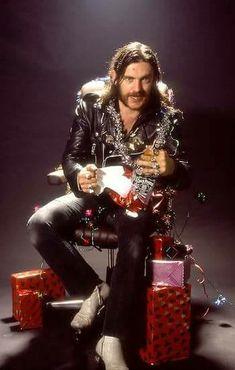 Lemmy Kilmister. MOTORHEAD