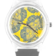 """12:43PM May28th Watch May28th. $39.00. Japanese quartz movement. battery included. plastic band (9.5"""" / 24 cm). water resistant. plastic watch face (1.2"""" / 3 cm)"""