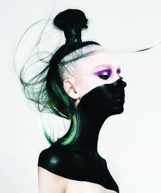 Hair Expo Australia Colour Technician of the Year Finalist - Belinda Keeley   See the entire #hair #collection at SalonMagazine.ca